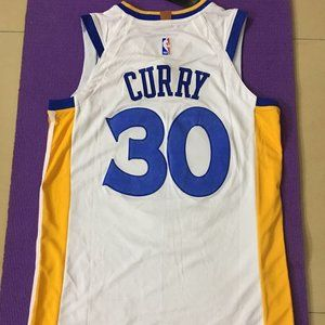 NEW NBA Golden State Warriors Stephen Curry Jersey